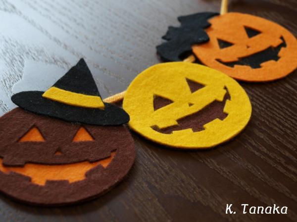 モチーフはやっぱりかぼちゃ!真似したくなるみんなの手作りハロウィン雑貨♪