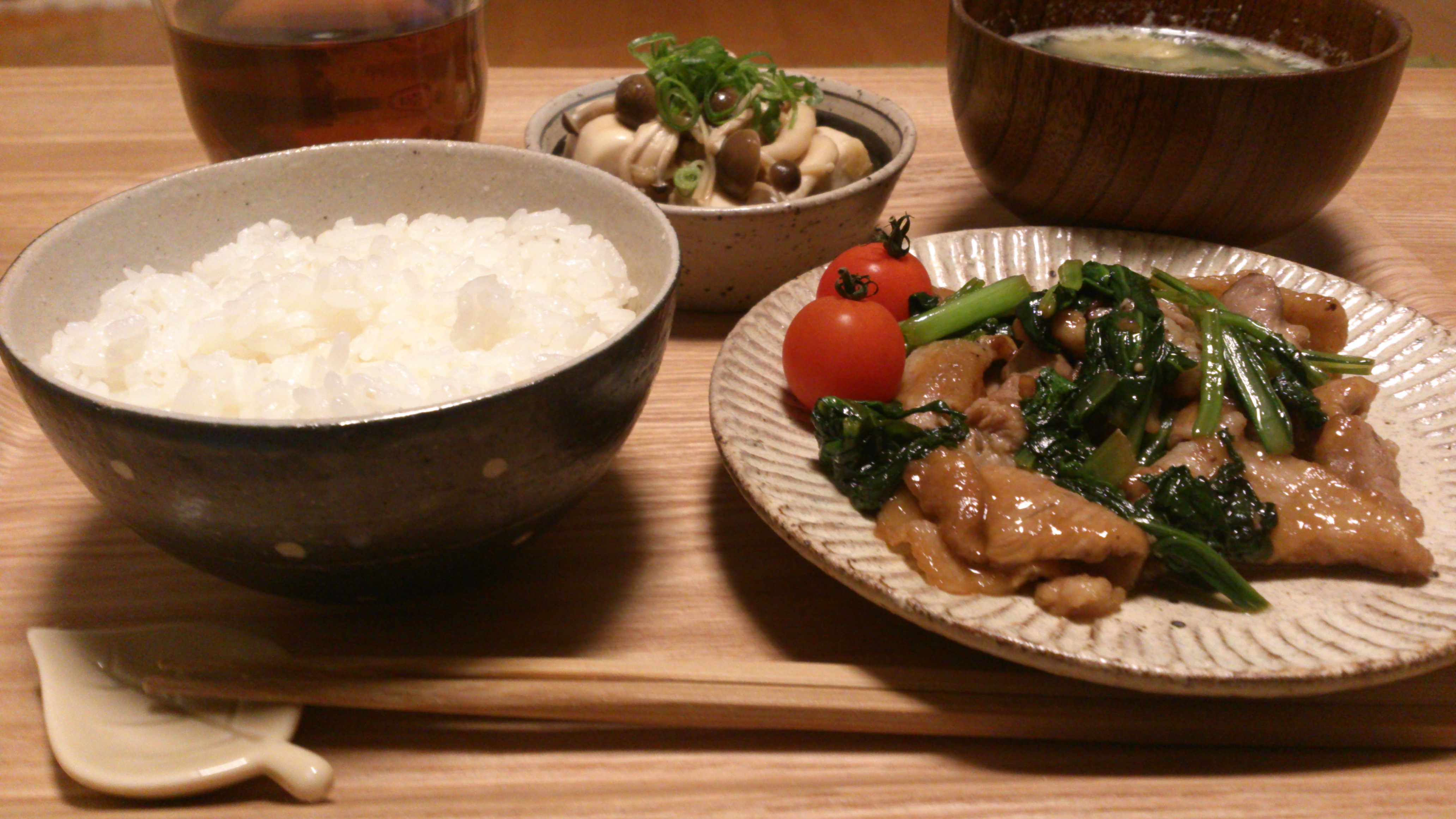 晩 御飯 ブログ