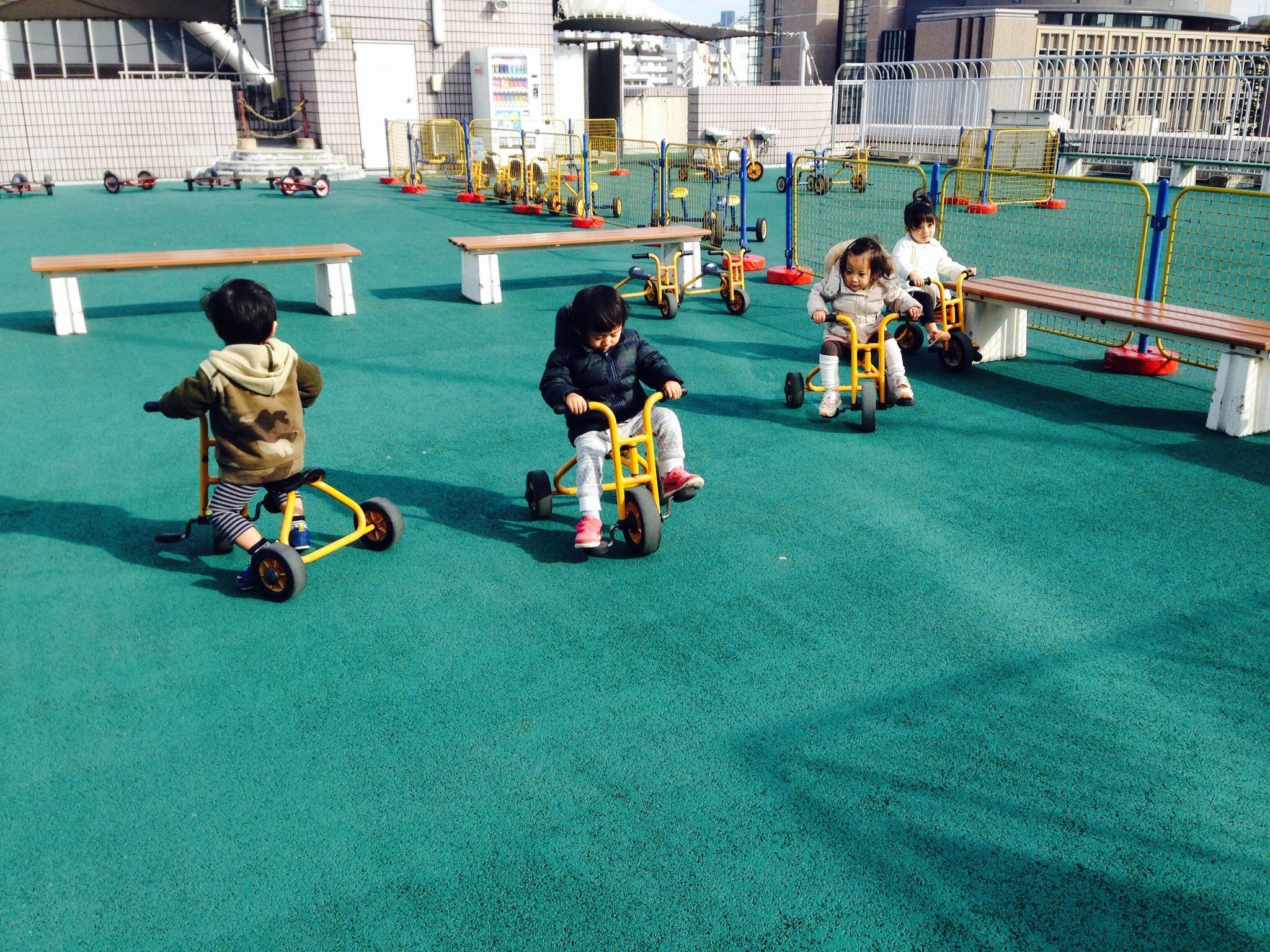 渋谷 子供の遊び場 - しばさきけのふたごたち - サンキュ!主婦ブログ