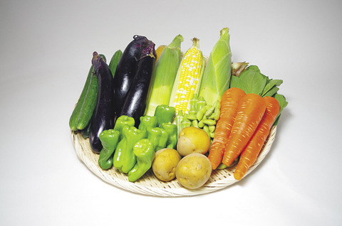 U静岡県吉田町(さとふる)季節の新鮮野菜の詰め合わせ.jpg