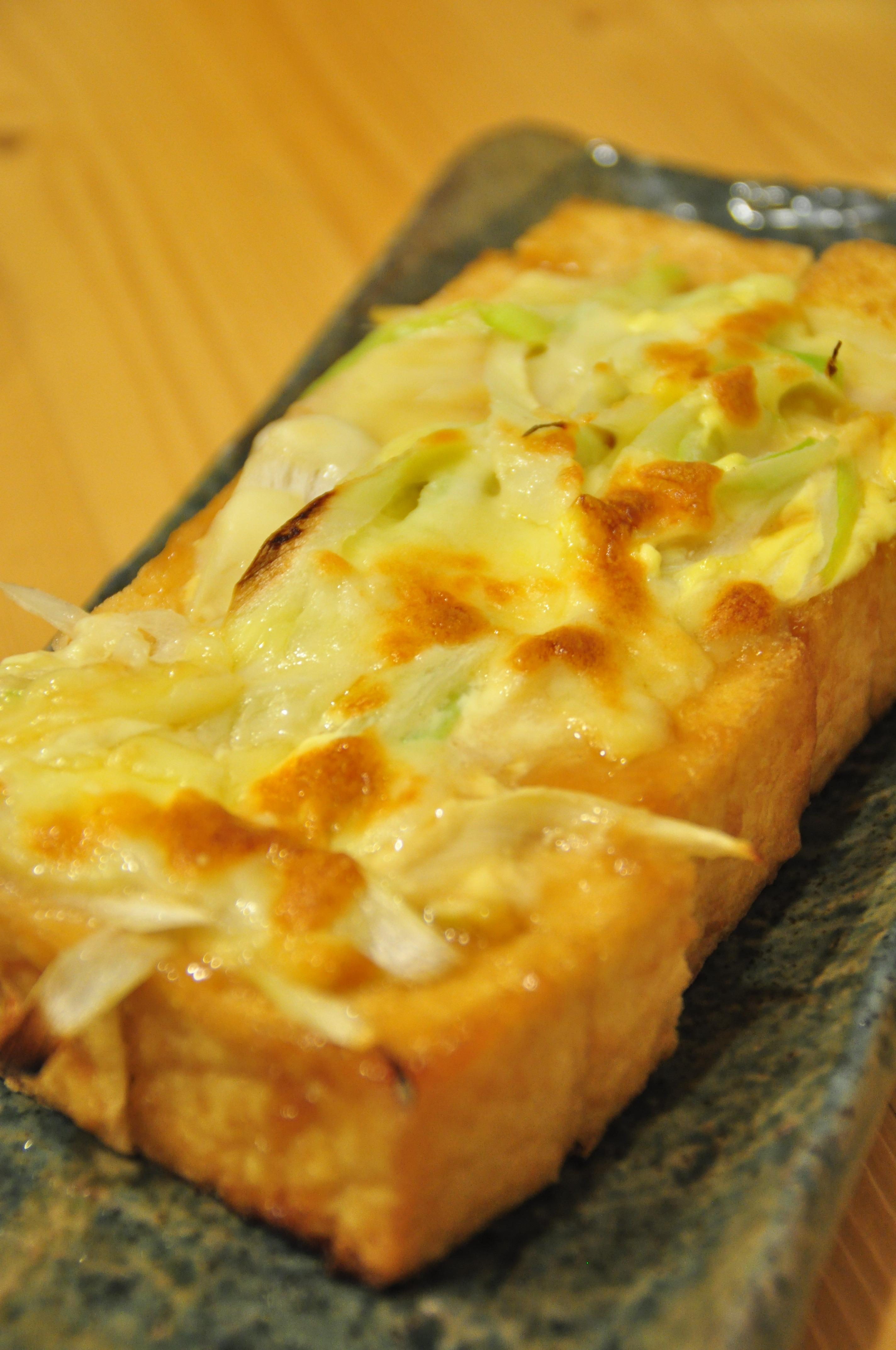 チーズ 厚 揚げ