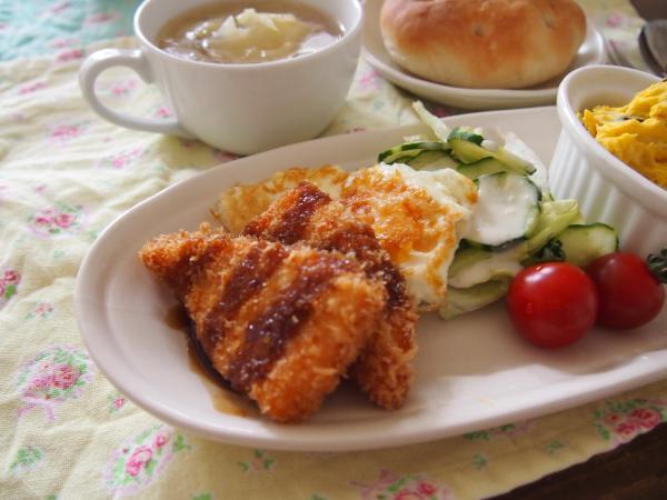 ハート コストコのサーモンのフライおいしいです4種類のお料理に使えたのでサーモン...  ☆MA